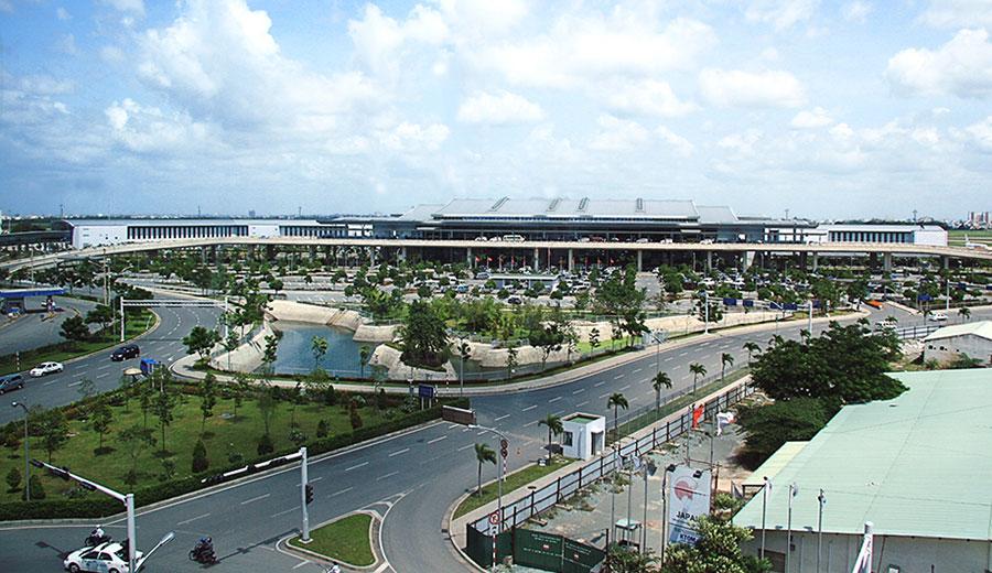 Cảng Hàng không Quốc tế Tân Sơn Nhất - TP.HCM