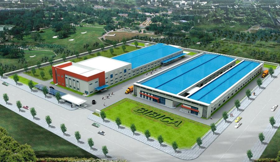 Nhà máy Bibica