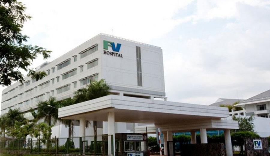 Bệnh viện Việt Pháp (FV) - TP.HCM