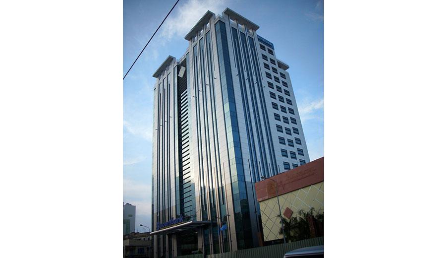 Cao ốc Văn phòng Sacombank - TP.HCM