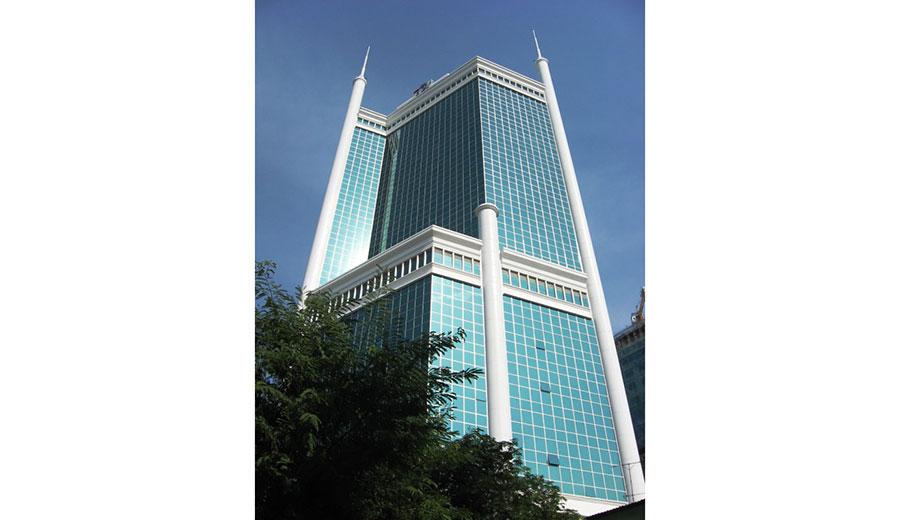 Trung tâm Thương mại và Cao ốc Văn phòng Saigon Trade Center - TP.HCM