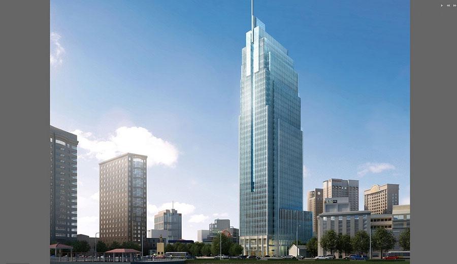 Vietcombank Tower - TP.HCM