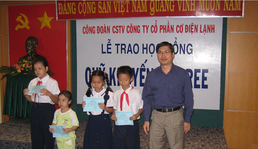 Học bổng REE 2009