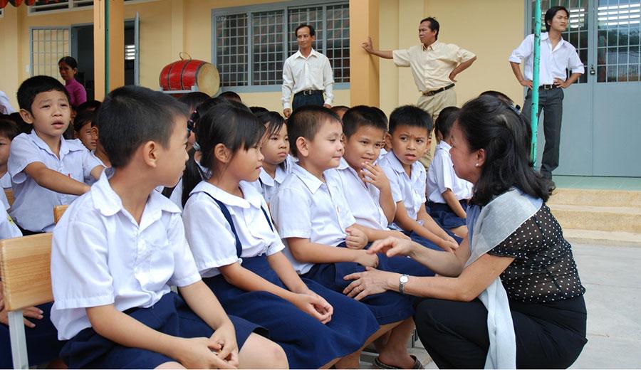 Trường Tiểu học An Thới (2009)