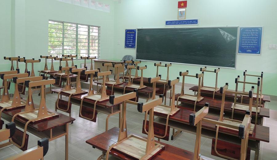 Trường Tiểu học Cầu Khởi B - Tây Ninh (2013)