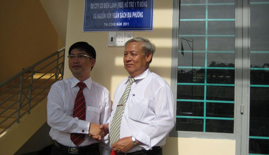 Trường Tiểu học Hòa Thạnh - Tây Ninh (2011)