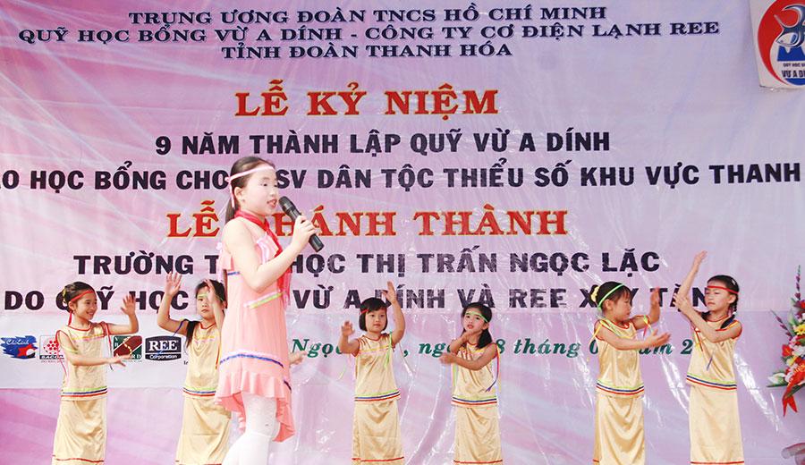 Trường Tiểu học Thị trấn Ngọc Lặc - Thanh Hóa (2008)