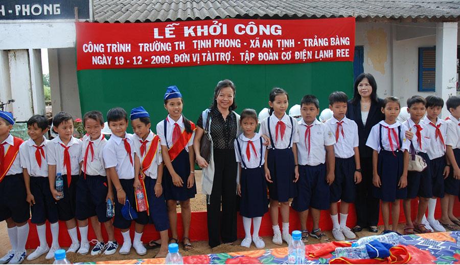 Trường Tiểu học Tịnh Phong - Tây Ninh (2009)